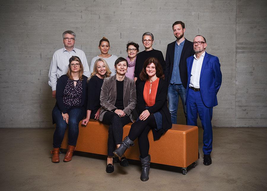 Gruppenfoto Kulturamt